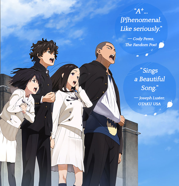 The Anthem Of The Heart Usa Official Website